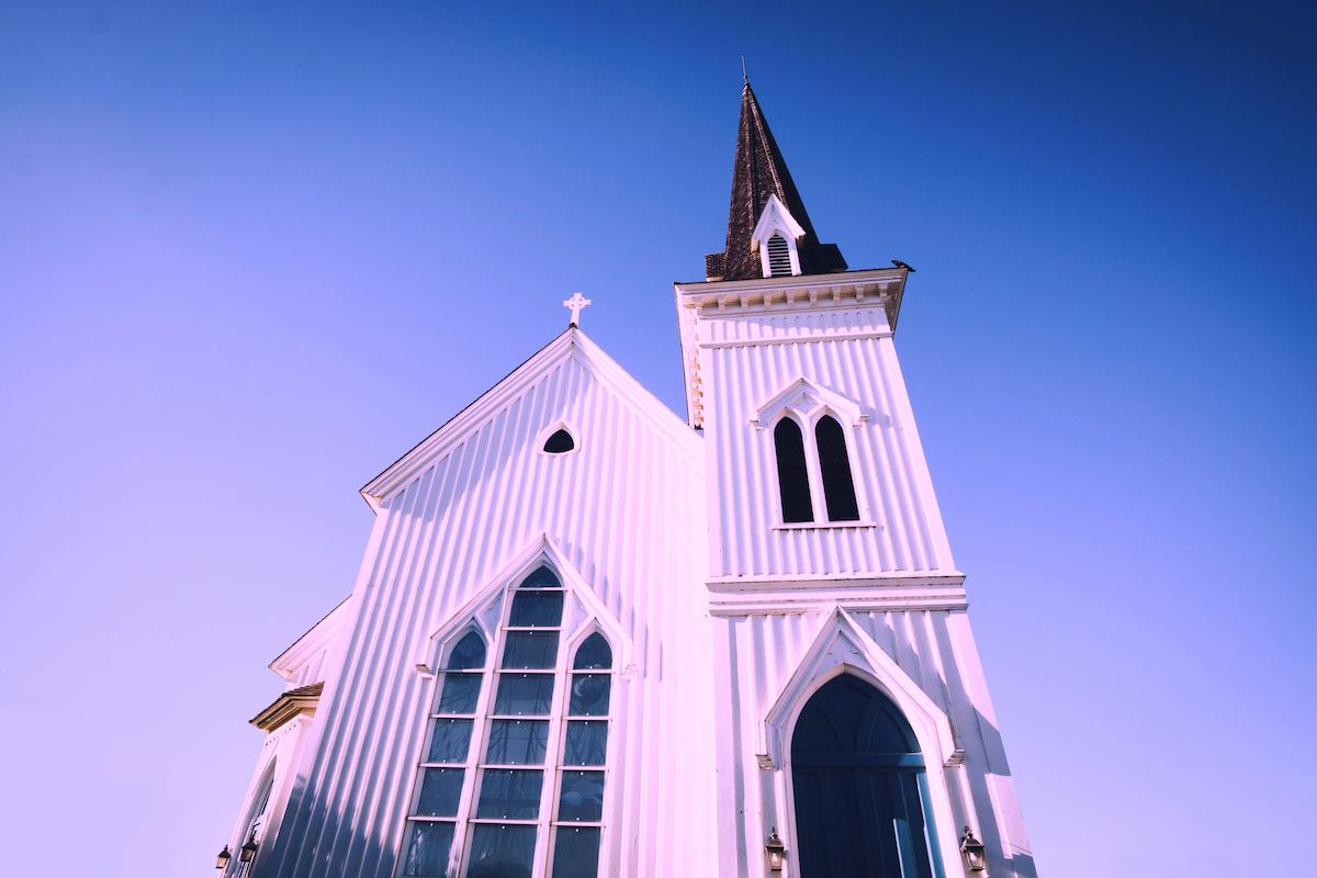 Preaching in a Purple Church